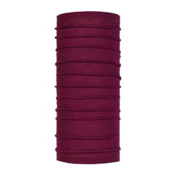 Buff Lightweight Merino wool, solid raspberry
