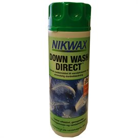 "Nikwax Down Wash 300ml ""grøn"""