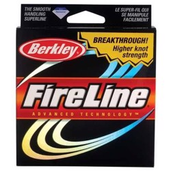 Berkley Fireline smoke, 110m