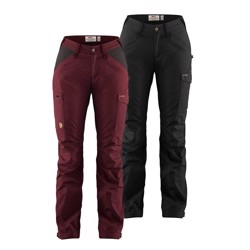 Fjällräven Kaipak Trousers Curved Women