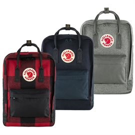 Fjällräven Kånken Re-Wool Laptop 15'' taske 18L