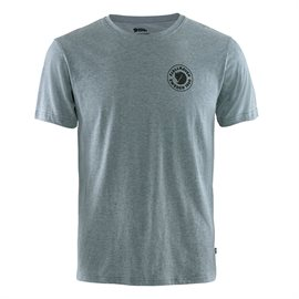 Fjällräven 1960 Logo T-Shirt Men, uncle blue melange