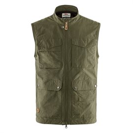 Fjällräven Travellers MT Vest Men, green