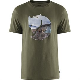 Fjällräven Gädgaureh '78 T-Shirt Men, green