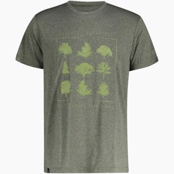 Five Seasons Archie T-Shirt, grape leaf melange
