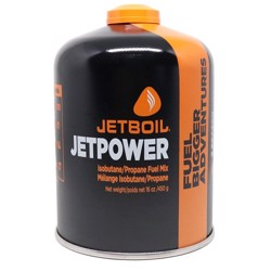 Jetboil Jetpower gas, 450 gr