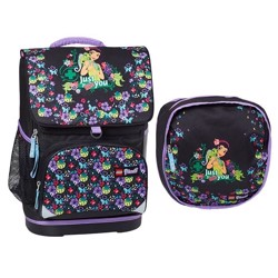 Lego lille skoletaske 23L jungle friends m/gymnastiktaske