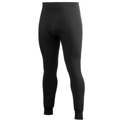 Woolpower Long Johns 200, sort