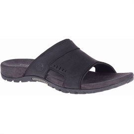 Merrell Sandspur Lee Slide / sandal, sort