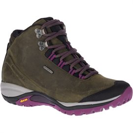 Merrell Siren Traveller 3 Mid WP, olive/purple