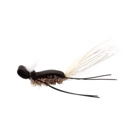 Unique Flies Alive Night Gurgler tube, kystflue