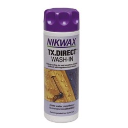 Nikwax TX-direct, wash in - 300 ml, imprægneringsmiddel