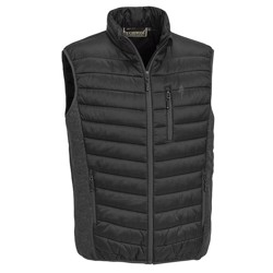 Pinewood Caribou Padded vest, m.antracit
