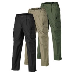 Pinewood Sahara Zip-Off buks