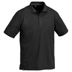 Pinewood Ramsey Coolmax polo-shirt, sort