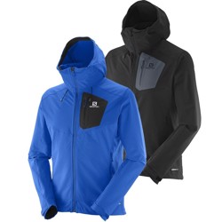 Salomon Ranger softshell jacket Men