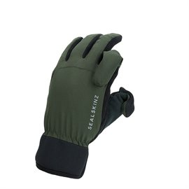 Sealskinz Waterproof All Weather Sporting handsker, olive