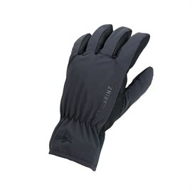 Sealskinz Waterproof All Weather Lightweight handsker, black
