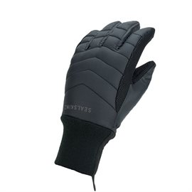 Sealskinz Waterproof All Weather Lightweight Insulated handsker, black