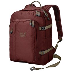 Jack Wolfskin Berkeley 30L, redwood