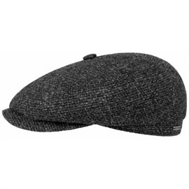 Stetson Hatteras Wool, dark grey