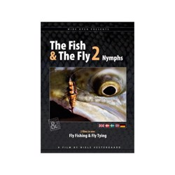 The Fish & The Fly 2, tørfluer DVD