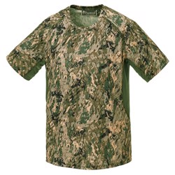 Pinewood Ramsey Coolmax T-Shirt, camo sphere