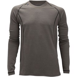 Ulvang 50Fifty 2.0 round neck uldtrøje, dusky green