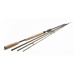 Westin W8 spin, 11'3'' MH 10-40g, 4-delt